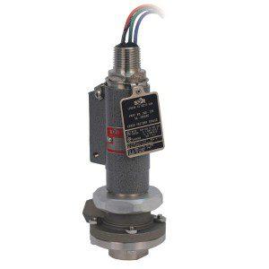 Mini-Hermet – Explosion Proof Differential Pressure Switch