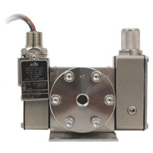 High Static Operation – Explosion Proof Differential Pressure Switch