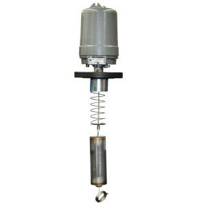 Vertical Displacer – Top Mounted Series Level Switch
