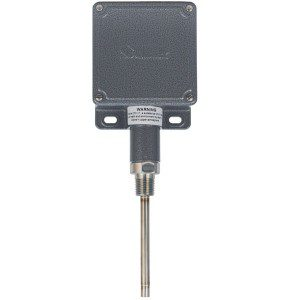 Direct or Remote Mount – Weatherproof Temperature Switch with Terminal Block Connections
